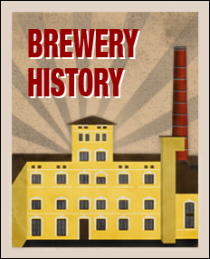 History of brewery